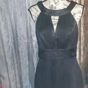 Whitehouse Black MARKET Black Cocktail Dress